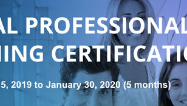 Virtual Coaching Certification Program