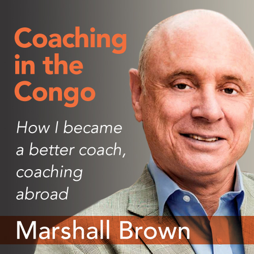 coaching in the congo