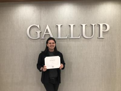 I'm a certified Gallup StrengthsCoach for Individuals